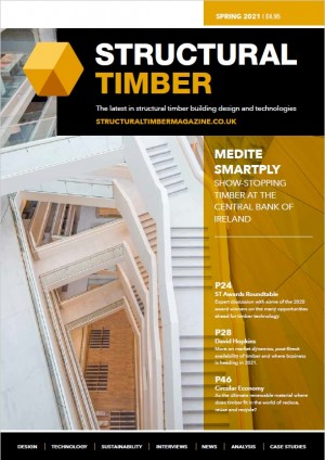 Structural Timber Magazine- Issue 26